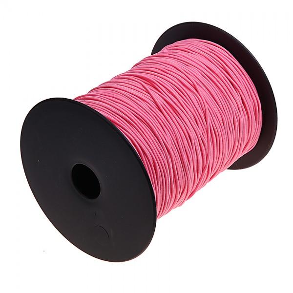 Gummischnur rosa