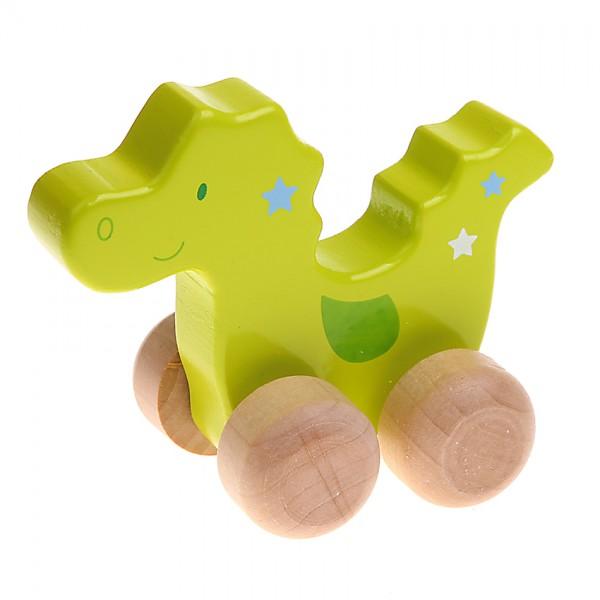 Schiebetier Drache grün