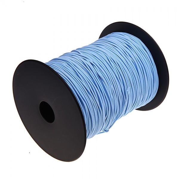 Gummischnur babyblau