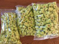 Abverkauf- Maja und Willi lemon 200 Stück