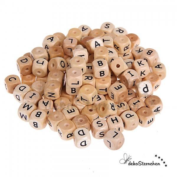 Buchstabenwürfel natur russisch