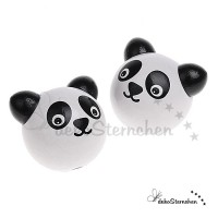 Motivperle Panda 3D