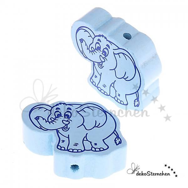 Motivperle Elefant
